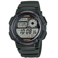 CASIO Digital Men's Watch AE-1000W-3AV