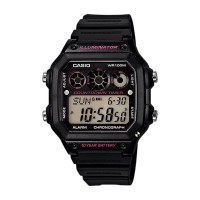 CASIO Digital Men's Watch AE-1300WH-1A2VDF