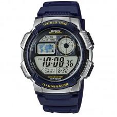 CASIO Digital Men's Watch AE1000W-2AV