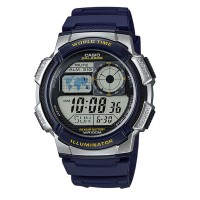 CASIO Digital Men's Watch AE1000W-2AV