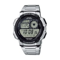 CASIO Digital Men's Watch AE1000WD-1AV