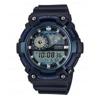 CASIO Analogue & Digital Men's Watch AEP-200W-2AVDF