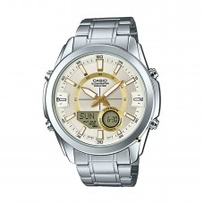 CASIO Digital & Analog Men's Watch AMW-810D-9AVDF