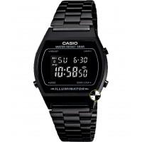 CASIO Bank Digital Black Bracelet Watch Digital B640WB-1ADF