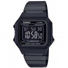 CASIO Data Bank Digital Black Bracelet B650WB-1BDF