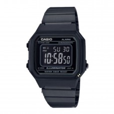 CASIO Data Bank Digital Black Bracelet B650WB-1BDF