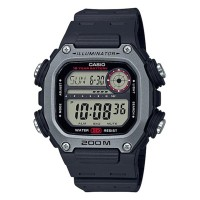 CASIO Digital Illuminator Men's Watch DW291H-1BV