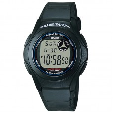 CASIO Digital Men's Watch F200W-1AU