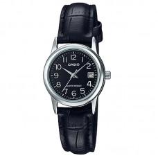 CASIO LTP-V002L-1B Analog - Ladies' Watch