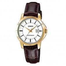 CASIO LTP-V004GL-7AUDF Analog - Ladies' Dress Timepieces Watch