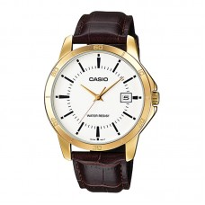 CASIO MTP-V004GL-7A Analog - Gent's Dress Timepieces Watch