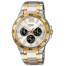 CASIO ANALOGUE MULTIFUNCTIONS MEN'S WATCH MTP-1300SG-7AVDF