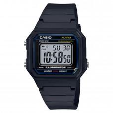 CASIO W-217H-1AVDF Digital Youth Watch