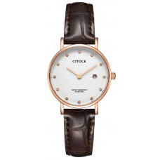 CITOLE 28mm Ladies Watch CT10008LNWR