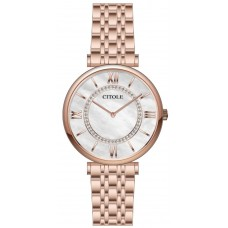 CITOLE Analog Lady's Watch CT10013LRWR