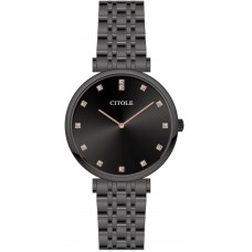 CITOLE 32mm Ladies Watch CT10013LBBR