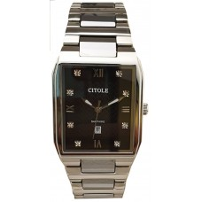 CITOLE 30mm Men's Watch CT5109GSBS