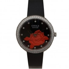 CITOLE 36mm Ladies Watch CT5176LBBS