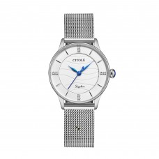 CITOLE 28mm Ladies Watch CT5196LSWS