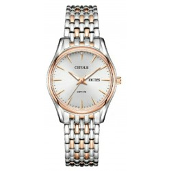 CITOLE ANALOGUE LADY'S WATCH CT5240LRWR