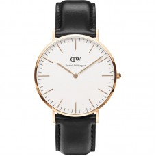 DANIEL WELLINGTON 40mm Classic Sheffield Men's Watch DW00100007