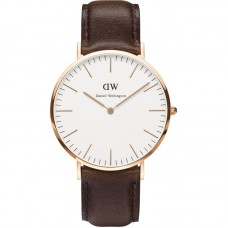 DANIEL WELLINGTON 40mm Classic Bristol Men's Watch DW00100009