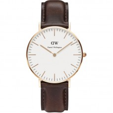 DANIEL WELLINGTON 36mm Classic Bristol Ladies Watch DW00100039