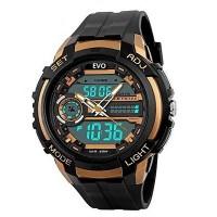 EVO Analog Digital Men's Watch EVO-113 Series