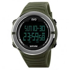 EVO Digital Men's Watch EVO-115 Series