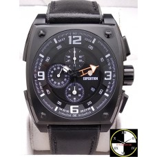 EXPEDITION Chronograph 44mm Men's Watch 6651MCLPBASL