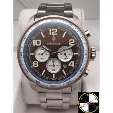 EXPEDITION Chronograph 46mm Men's Watch 6728MCBTTNBOB