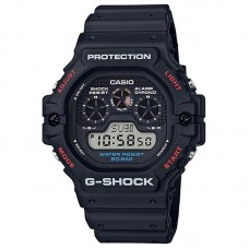 G SHOCK DW-5900-1 STANDARD DIGITAL WATCH