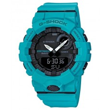 G-SHOCK Analog Digital GBA-800-2A2DR Men's Watch with Step Tracker