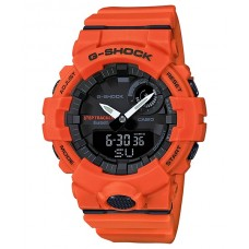 G-SHOCK Analog Digital GBA-800-4ADR Men's Watch with Step Tracker