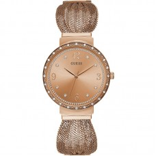 GUESS Chiffon 36mm Ladies Watch W1083L3