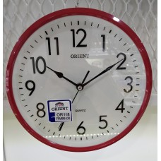 WALL CLOCK ORIENT OROR118 RED