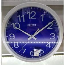 WALL CLOCK ORIENT OROW3803R WHITE / BLUE