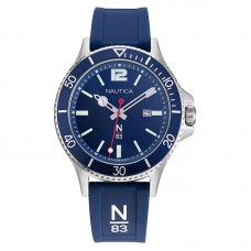 NAUTICA Accra Beach 43mm Men's Watch NAPABS907