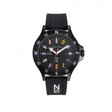 NAUTICA Cocoa Beach Solar Analog 43mm Men's Watch NAPCBS907