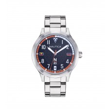 NAUTICA N-83 Crissy Field 43mm Men's Watch NAPCFS908