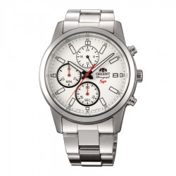 ORIENT Chronograph 42mm Men's Watch ORFKU00003W