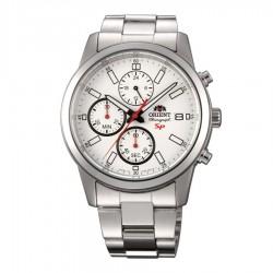 ORIENT Chronograph 42mm Men's Watch ORFKU00003W