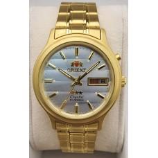 ORIENT Automatic Analogue Bracelet Men's Watch BEM0201UW