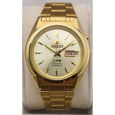 ORIENT Automatic Analogue Bracelet Men's Watch BEM0501