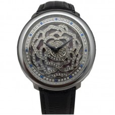 SAINT POLO Spinner Dial 44mm Ladies Watch 2061L BD