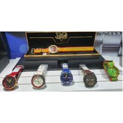 SEIKO 5 SPORTS LIMITED EDITION STREET FIGHTER V COLLAB SRPF17K1 | SRPF19K1 | SRPF20K1 | SRPF21K1 | SRPF23K1 | SRPF24K1