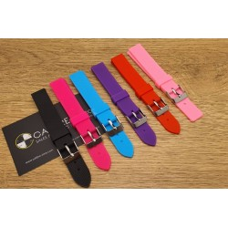 Watch Accessories Silicone Strap LQ-16