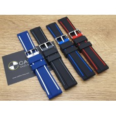 Watch Accessories Premium Quality Silicone Band 20MM PRS-20