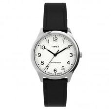Timex Easy Reader® Gen1 32mm Leather Strap Watch TW2U21700