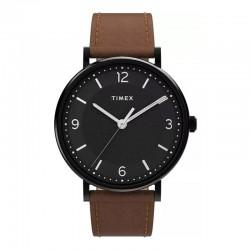 Timex Southview 41mm Leather Strap Watch TW2U67400